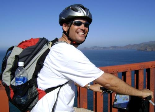 Biking Mike