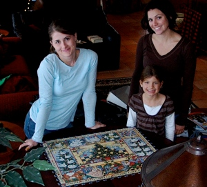 Christmas puzzlers - 2006