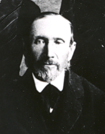 Thomas B. Brown - circa 1887