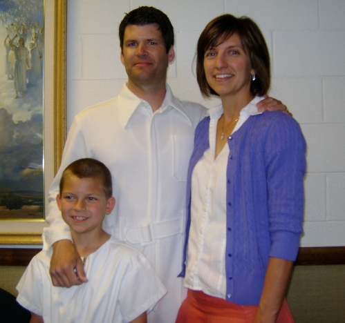 Jack with Dad and Mom