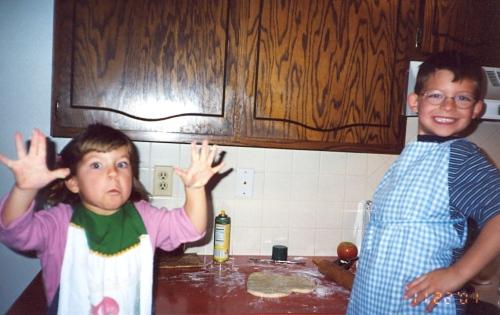 Maddie & Ryan - 2001
