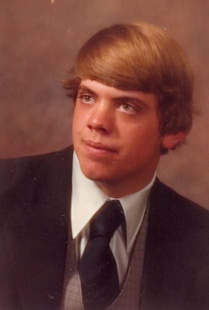 High School Senior - 1978