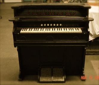 Wurlitzer Bros. Organ - circa 1870