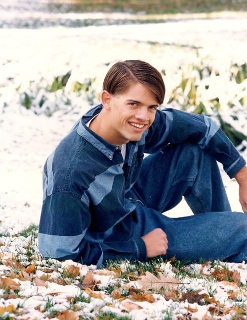 High school senior - Fall, 1994