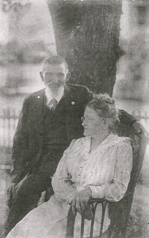 James Buchannan and Mary Adeline Parker Carpenter