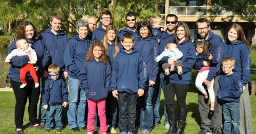 Butler Family - December 2012